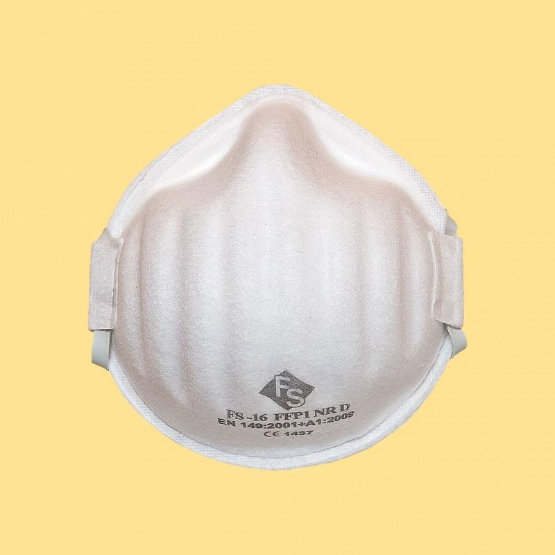 Półmaska filtrująca FS 16 FFP1 NR D