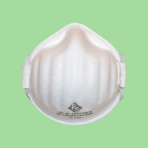 Półmaska filtrująca FS 20 FFP2 NR D