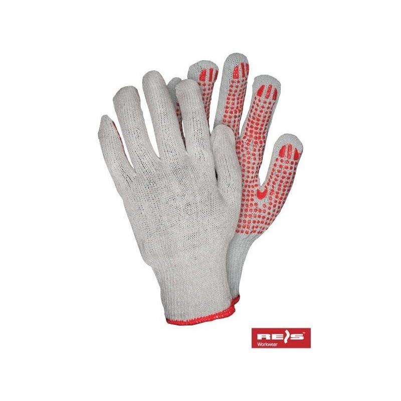 Rękawice ochronne RDZN_NATU 10
