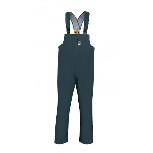 Spodnie ogrodniczki wodoochronne 001