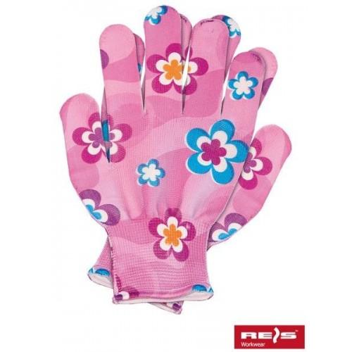 Rękawice ochronne RFLOWER MC