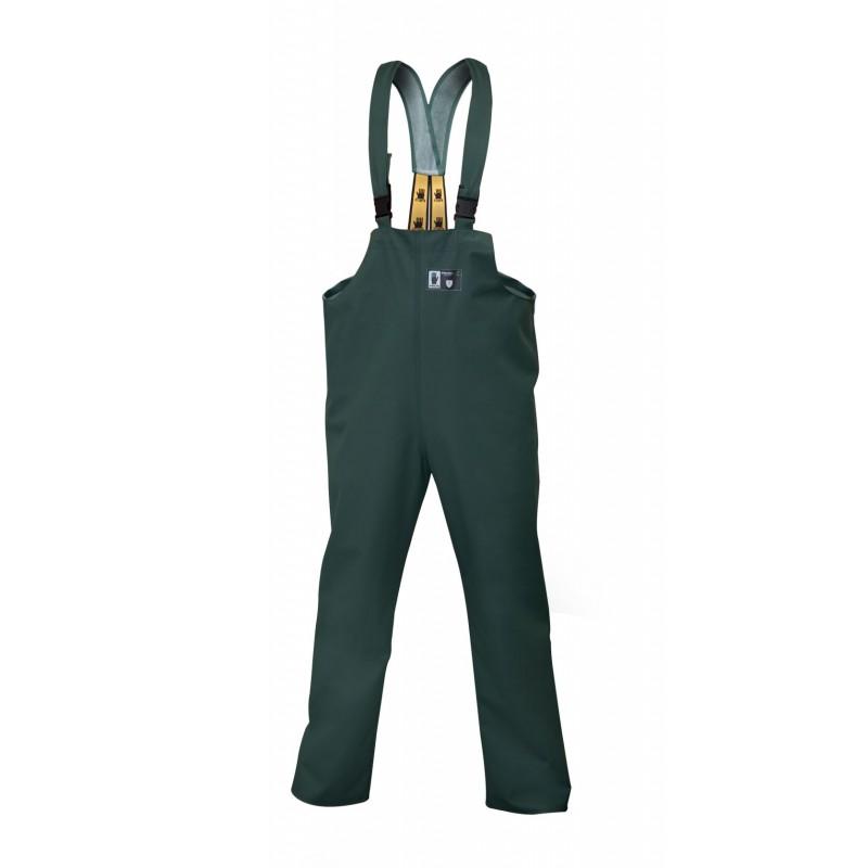 Spodnie ogrodniczki  wodoochronne antystatyczne 001/A