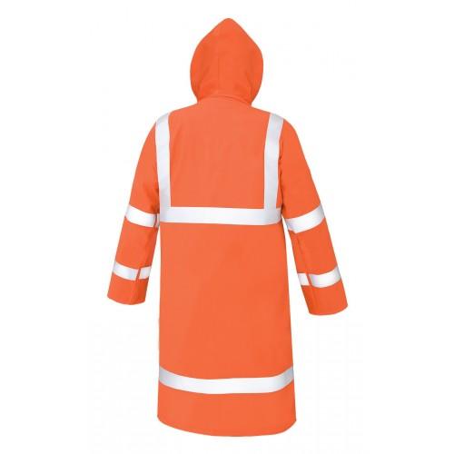 Płaszcz wodoochronny ostrzegawczy 106R