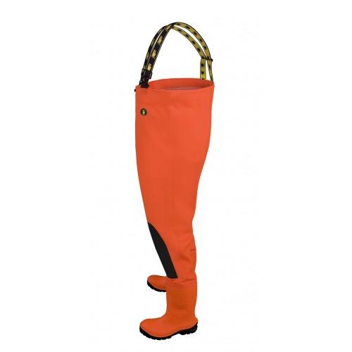 "Spodniobuty ""MAX S5 fluo"" SBM01 fluo"