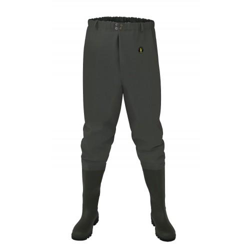 Spodnie wędkarskie do pasa standard SP03