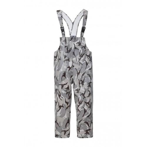 Spodnie ogrodniczki wodoochronne moro 001/CAM