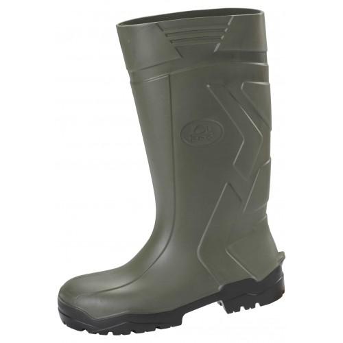 Buty bezpieczne z poliuretanu z metalowym podnoskiem - wz. 1042