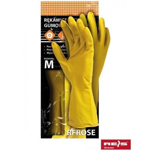 Rękawice gospodarcze RFROSE Y