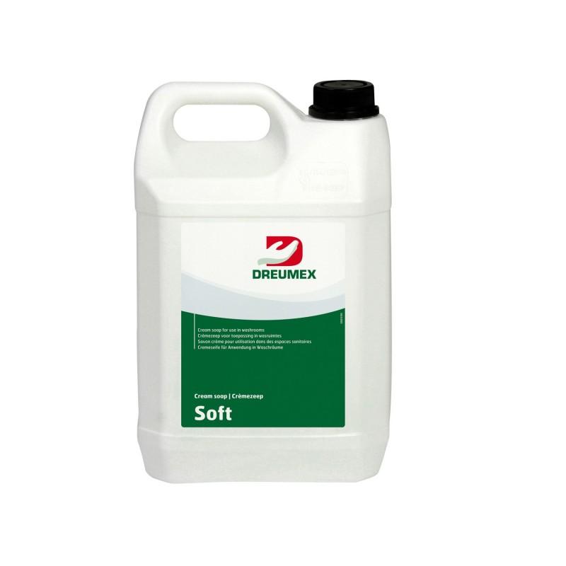 Mydło w kremie Dreumex Soft Cream Soap 5l