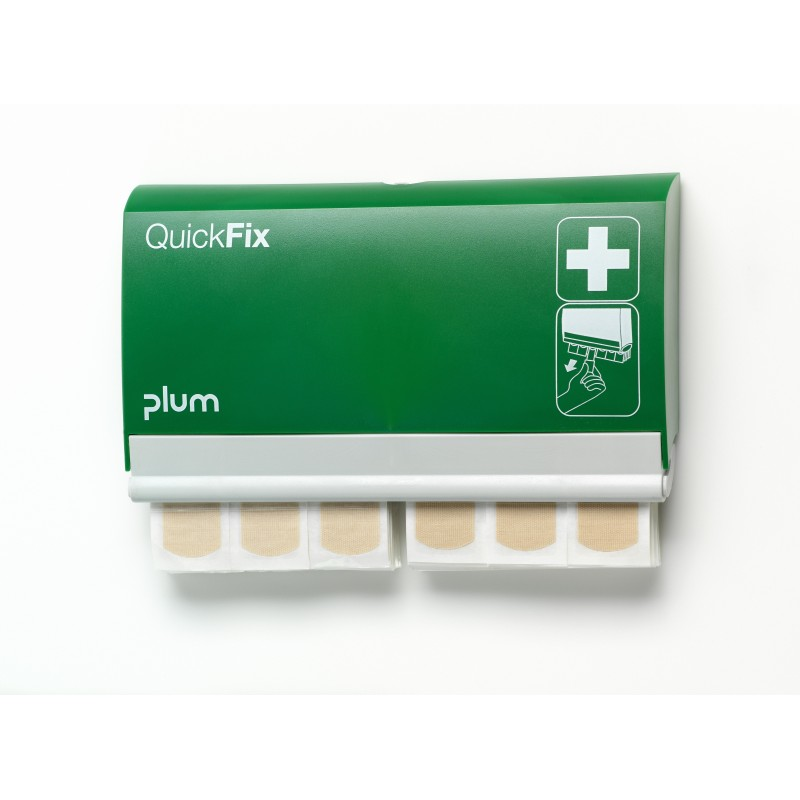 Plum Qucick Fix dozownik plastrów elastycznych (90 plastrów)