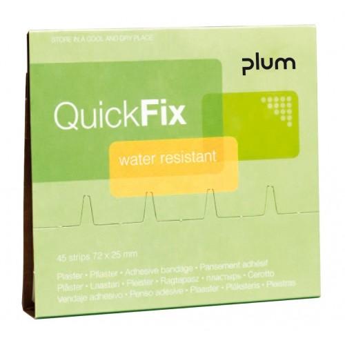 Plum Quick Fix wkłady plastrów wodoodpornych (45 plastrów)