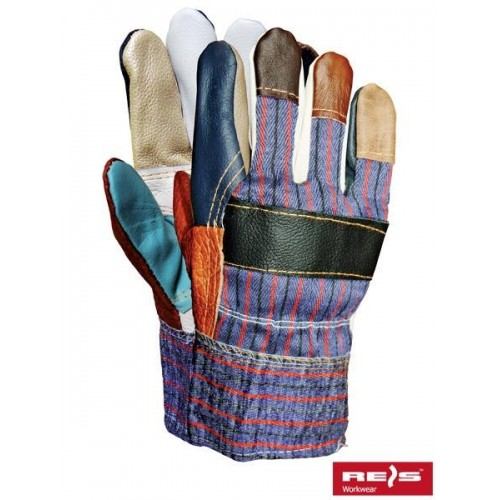 Rękawice ocieplane RLKOPAS MIX