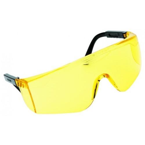 Okulary ochronne Worksafe PANTHER żółte
