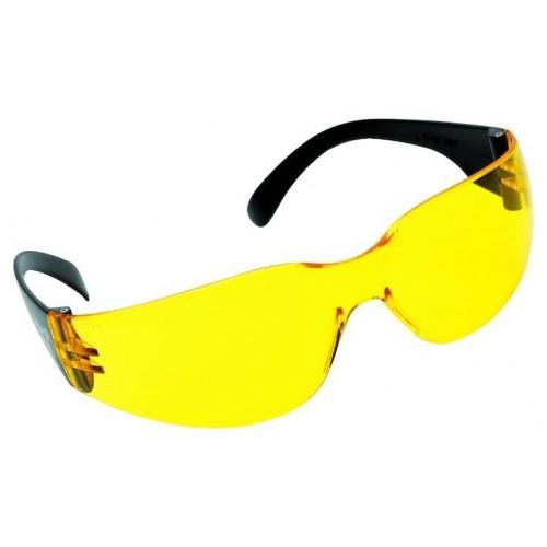 Okulary ochronne Worksafe CHEETAH żółte