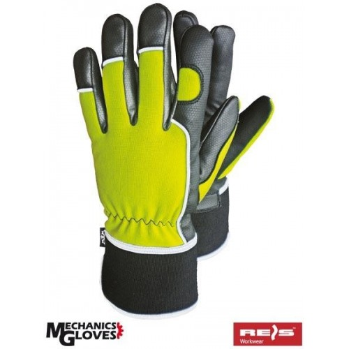 Rękawice ocieplane RMC-WINMICROM YB
