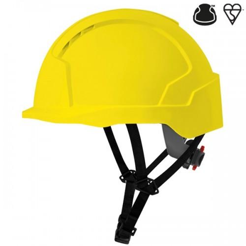 Hełm ochronny JSP EVOLite Linesman WR żółty
