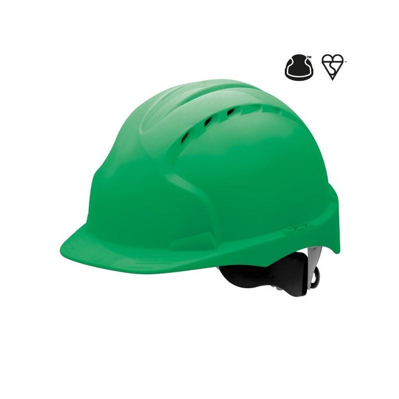 Hełm ochronny JSP EVO3 WR zielony