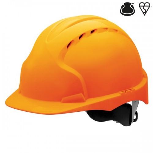 Hełm ochronny JSP EVO3 WR pomarańczowy