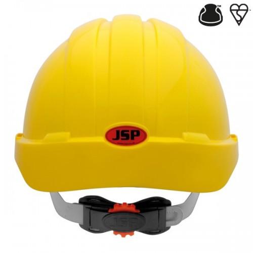 Hełm ochronny JSP EVO3 WR żółty