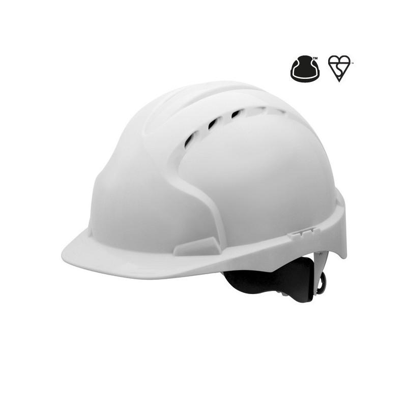 Hełm ochronny JSP EVO3 WR biały