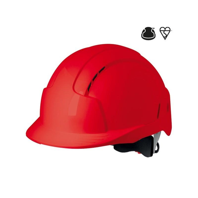 Hełm ochronny JSP EVOLite WR czerwony
