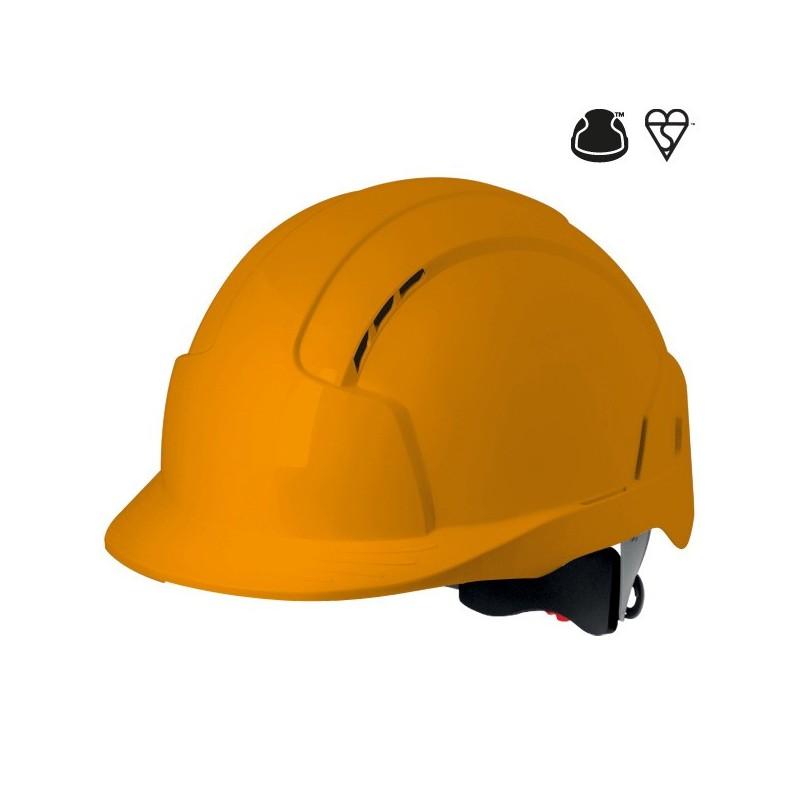 Hełm ochronny JSP EVOLite WR pomarańczowy