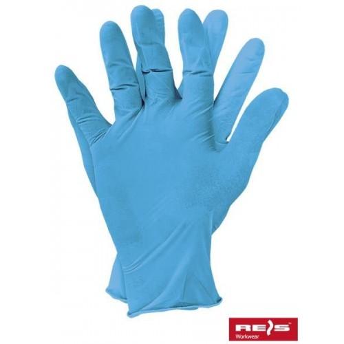 Rękawice nitrylowe RNITRIO N