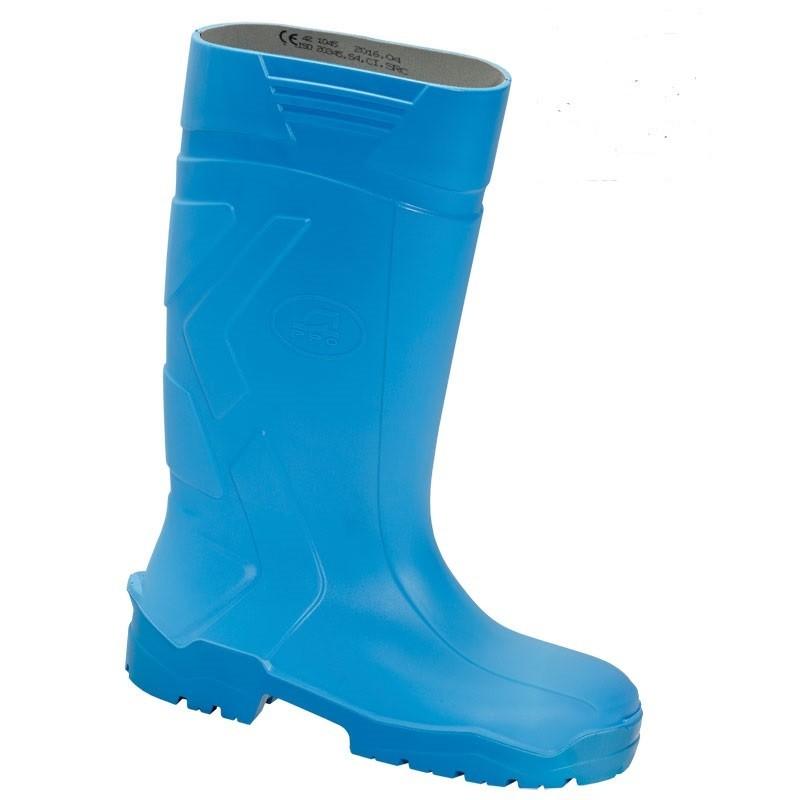 Buty bezpieczne z poliuretanu z metalowym podnoskiem - wz. 1045