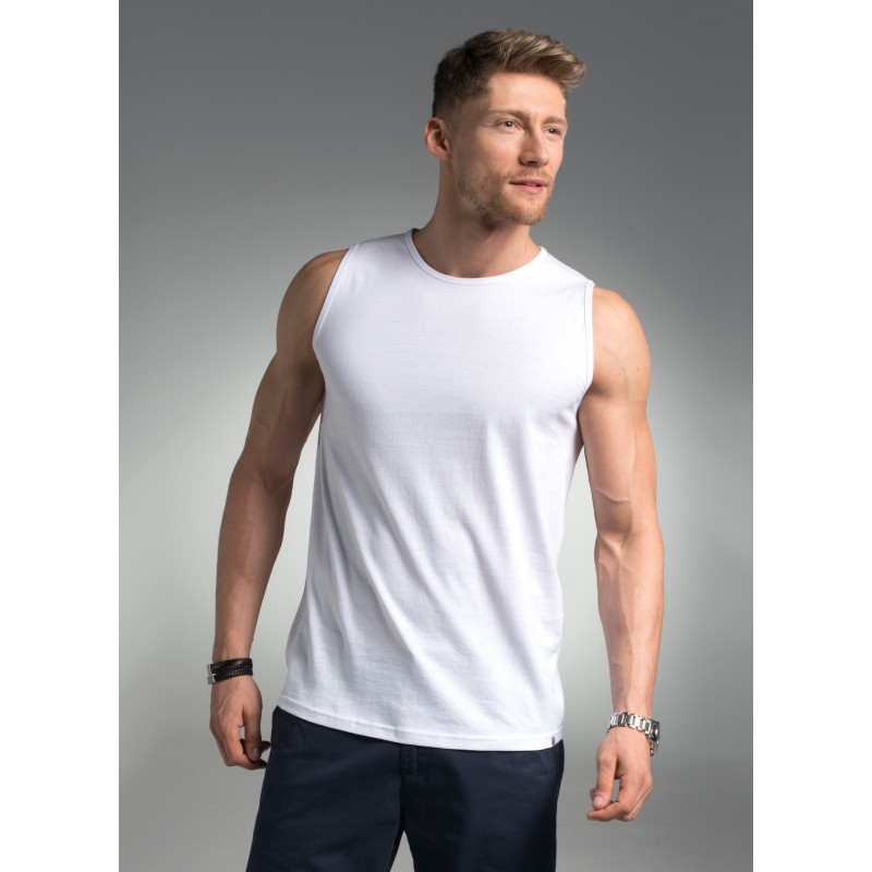 Koszulka Promostars short biała