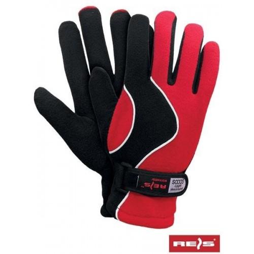 Rękawice polarowe RPOLTRIAN CB
