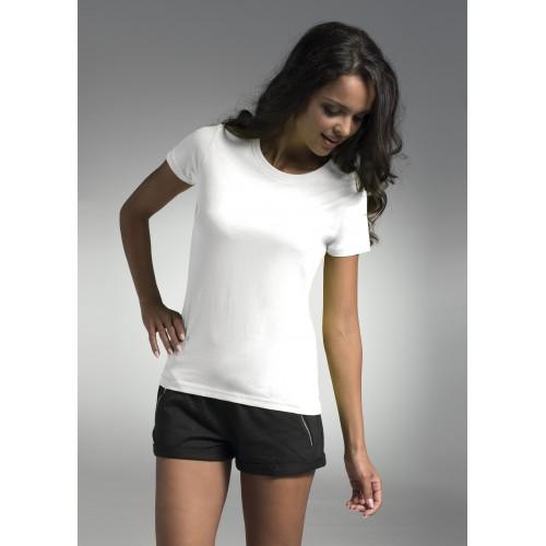 Koszulka Promostars Ladies' Heavy 170 biała