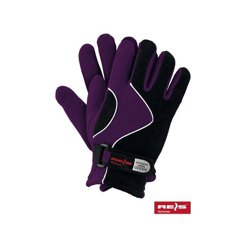 Rękawice polarowe RPOLTRIAN VB