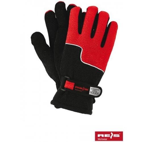 Rękawice polarowe RPOLTRIP BC