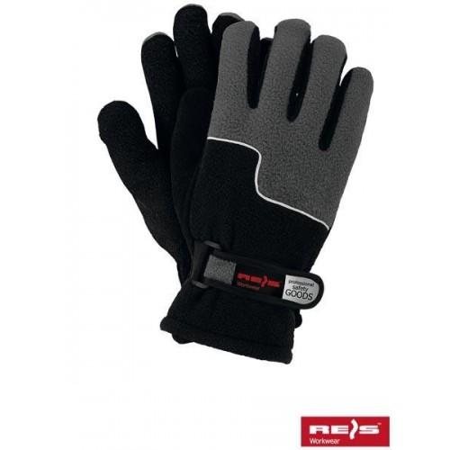 Rękawice polarowe RPOLTRIP BS