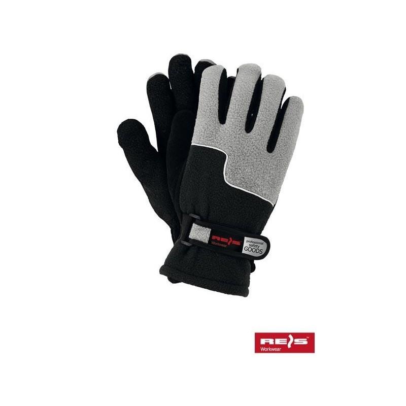 Rękawice polarowe RPOLTRIP GFSB