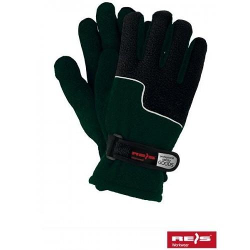Rękawice polarowe RPOLTRIP ZB