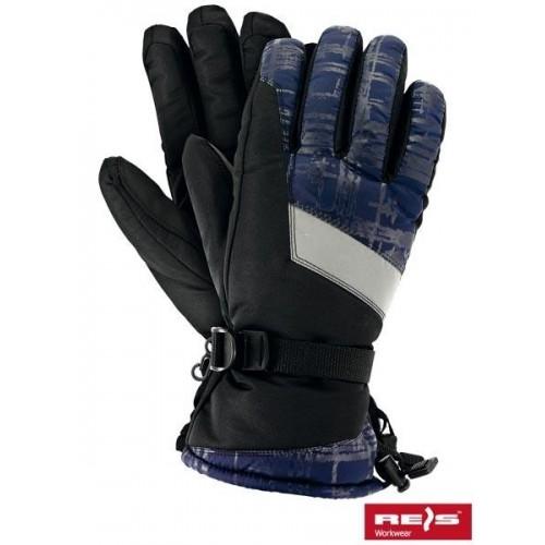 Rękawice polarowe RSKIFLECTIVE GB