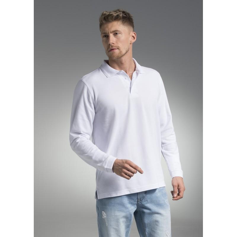 Koszulka Polo Promostars Long Cotton