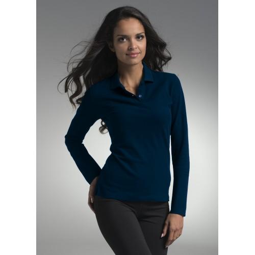 Koszulka Polo Promostars Ladies' Long Cotton