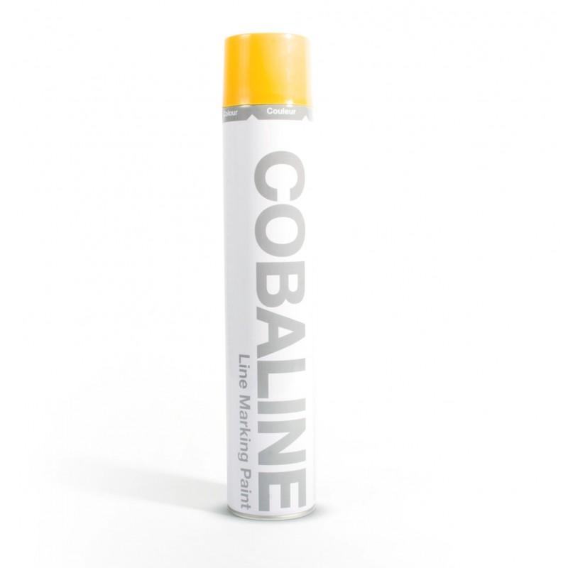 Farba do oznakowania trwałego żółta 750 ml