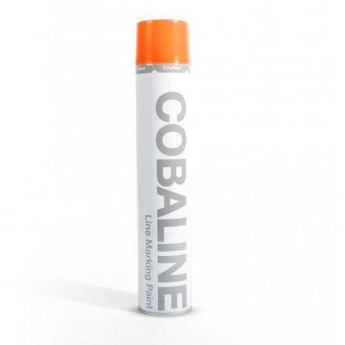 Farba do oznakowania trwałego pomarańczowa 750 ml