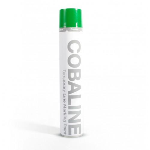 Farba do oznakowania tymczasowego zielona 750 ml