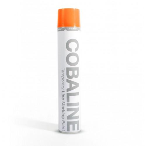 Farba do oznakowania tymczasowego pomarańczowa 750 ml