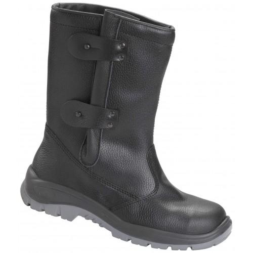 Buty bezpieczne z metalowym podnoskiem ocieplane - wz. 1413