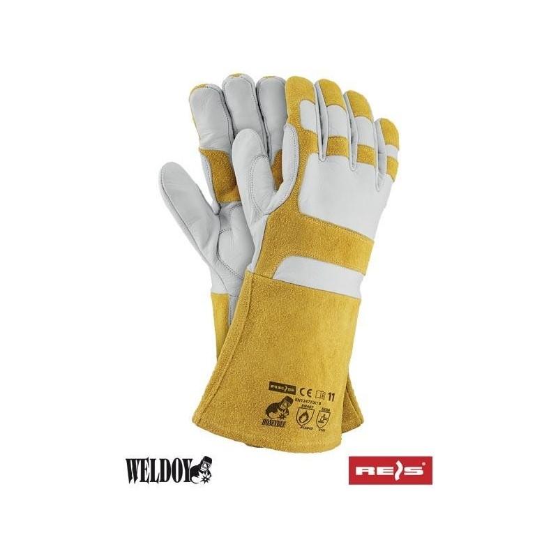 Rękawice spawalnicze HONEYBEE 11