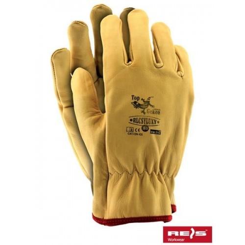 Rękawice ochronne RLCSYLUXY 10