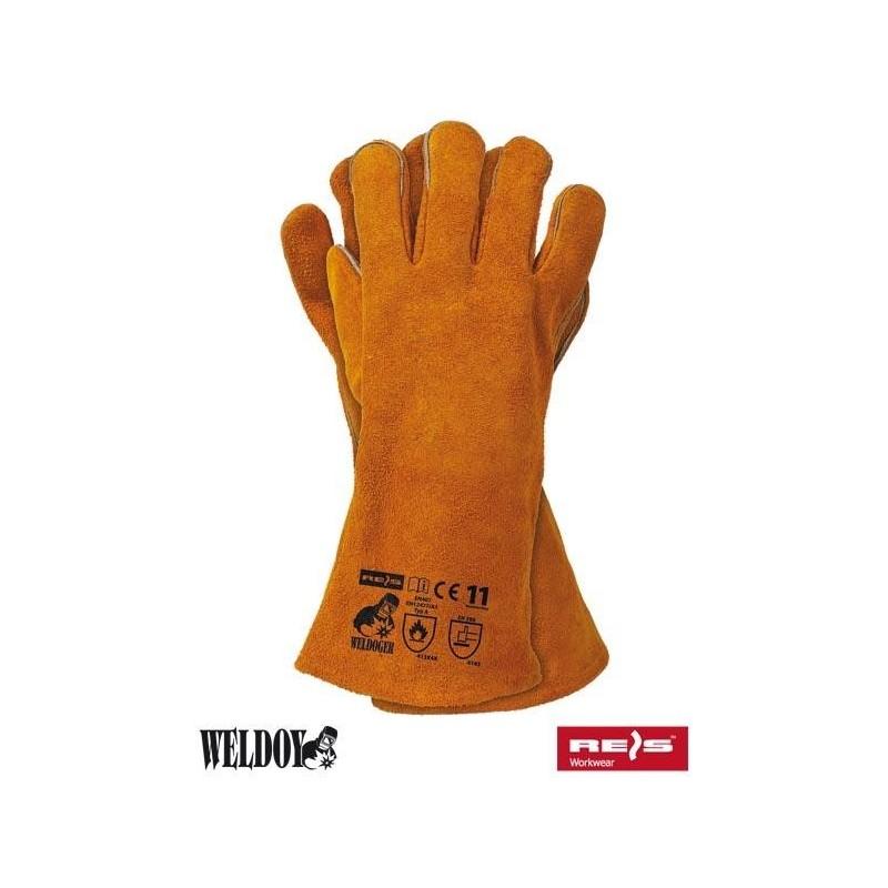 Rękawice spawalnicze WELDOGER 11