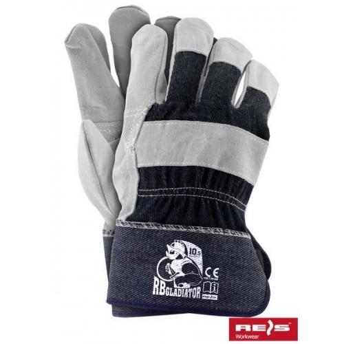 Rękawice wzmacniane RBGLADIATOR GJS 10