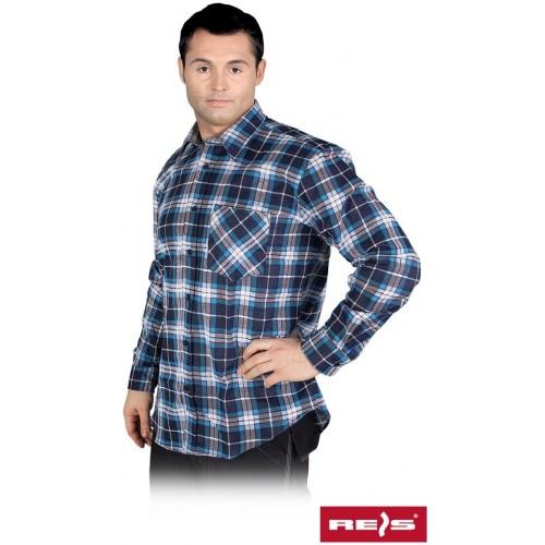 Koszula flanelowa KF GN