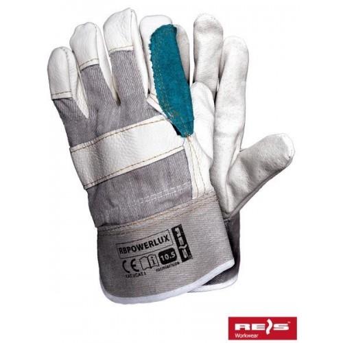 Rękawice wzmacniane RBPOWERLUX BEJKZ 10